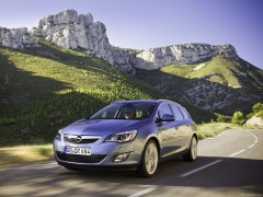 opel astra sports tourer pic #76540