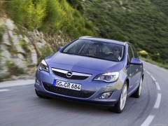 opel astra sports tourer pic #76545