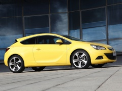 opel astra gtc pic #96513