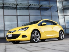 opel astra gtc pic #96516