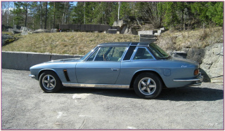 Jensen Interceptor 3