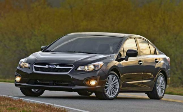 Subaru Impreza will be Constructed in US at the Beginning of 2016