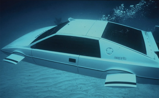 1977 Lotus Esprit Codename: 007 Submarine Coming to RM Auctions