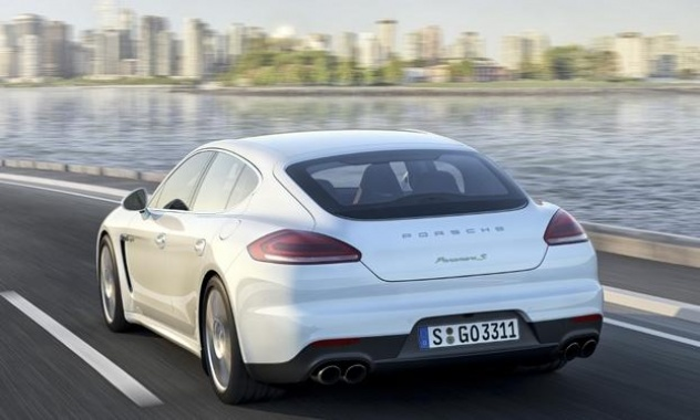 Porsche's plug-in Panamera price to start from 110,400 euros