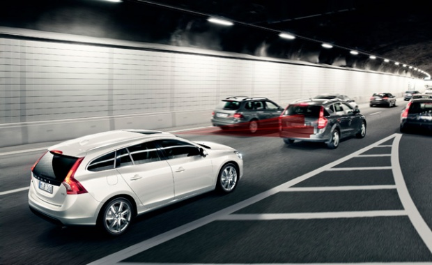 Volvo Counts 1M Cars Delivered With Auto Brake