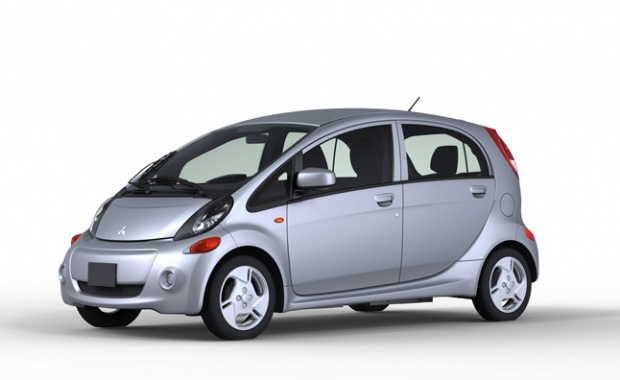 Mitsubishi i-MiEV Became the 100,000th Electric Model Delivered in America