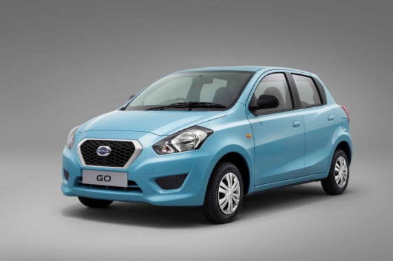 "Datsun Chooses the ""Go"" After Indian Market"