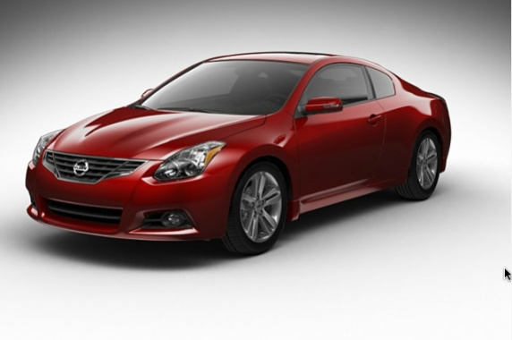 Nissan Altima Coupe Publically Axed for 2014