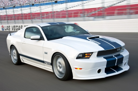Shelby GT350 Won't be Available After 2013