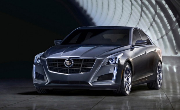 Cadillac CTS Coupe and Wagon delayed, ATS Coupe showed