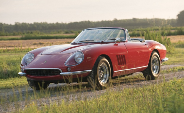 2013 Monterey Classic Model Auction will Reach $325 Million