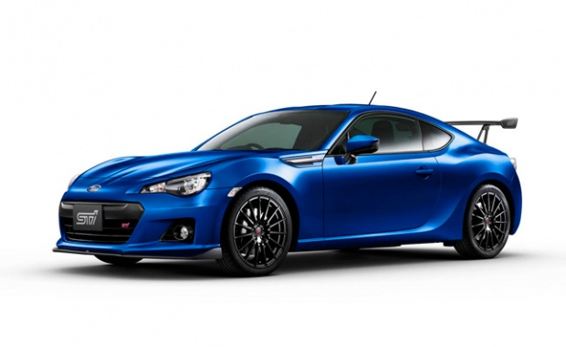 Subaru BRZ tS Vehicle Turns Official in Japan