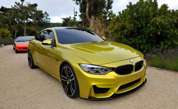 BMW M4 will be Revealed in Detroit Without Vital Detail