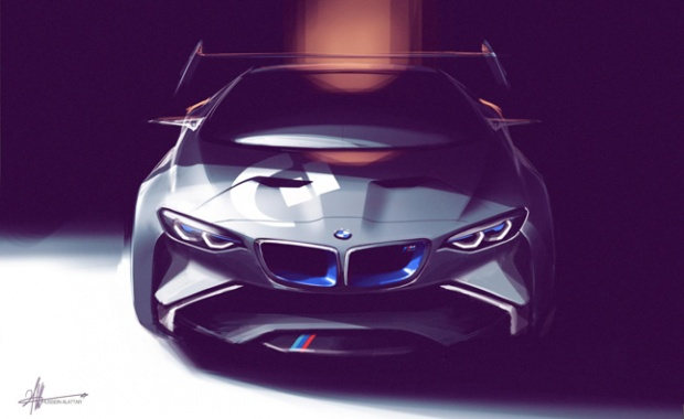 BMW Creates Concept Vehicle Specially for Video Games Lovers