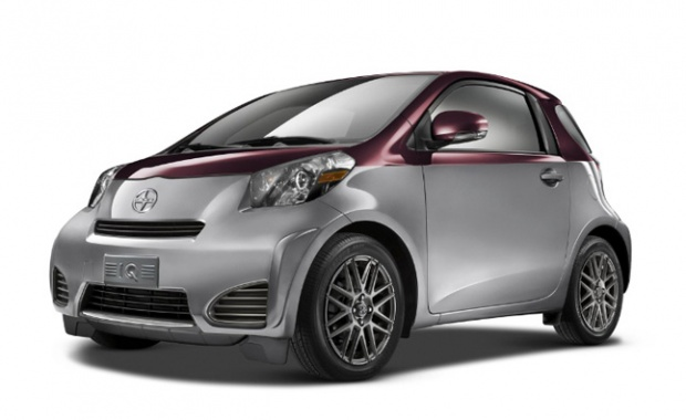 2014 Scion iQ Monogram Version Cost Revealed