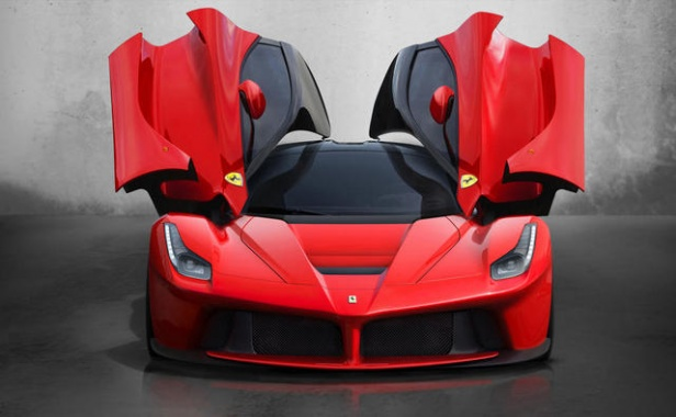 LaFerrari Production is Probably Pending