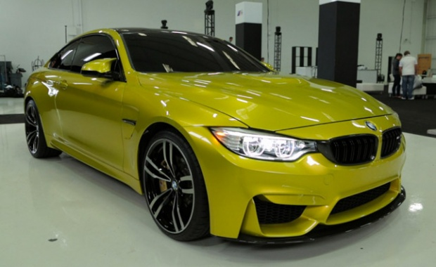 Few Words about BMW Concept M4 Coupe
