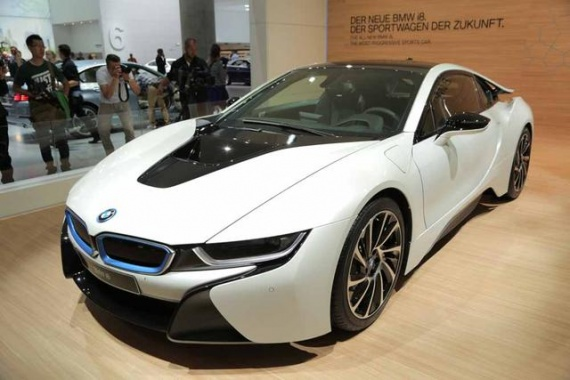 BMW i Cars Won't See M Versions