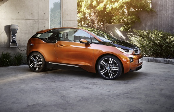 BMW i3 Production Begins Today