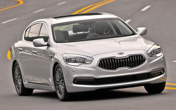 Kia K900 Will be Priced Around $70,000 in the U.S.