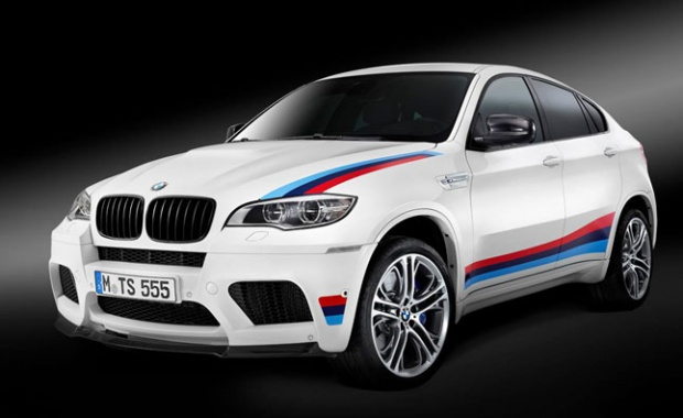 BMW X6 M Design Version Uncovered, Limited to 100 Models