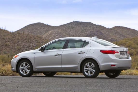 2014 Acura ILX Hybrid Price Uncovered