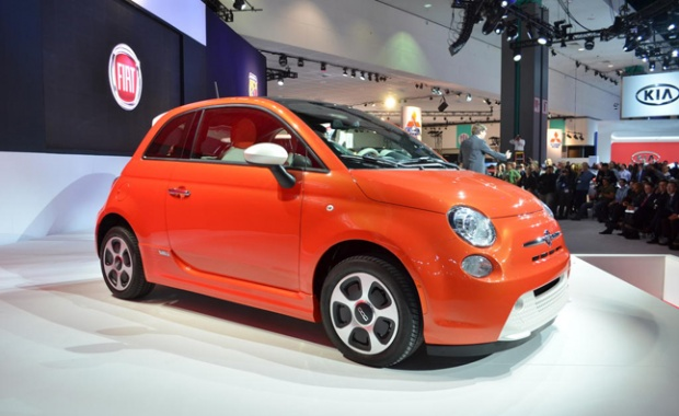 Fiat 500e Starts with $32,500 or $199 Lease per Month