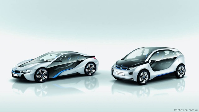 BMW i5 Already being Planned