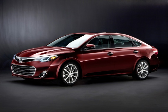 2014 Toyota Avalon Receiving Little Price Rise