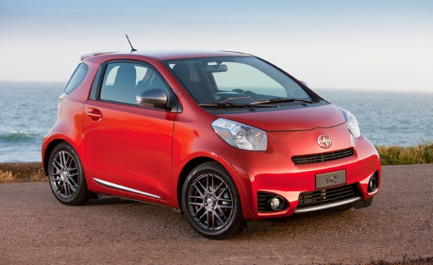 Is Toyota Axing Tiny Scion iQ?