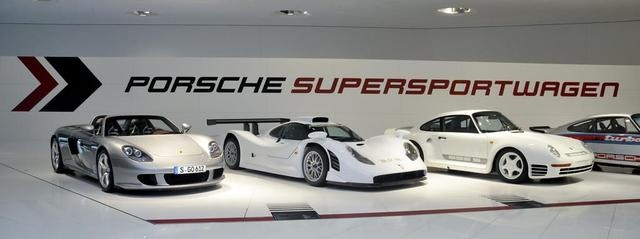 Porsche Marks 60 Years of Sport Vehicles with Museum Expo