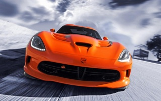 2014 SRT Viper TA is a Sports Vehicle