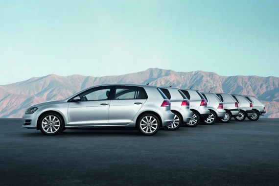 VW Golf Titled Japanese Car of the Year
