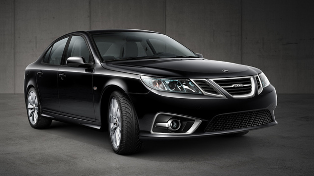 New Saab 9-3 Kicks Off the Production