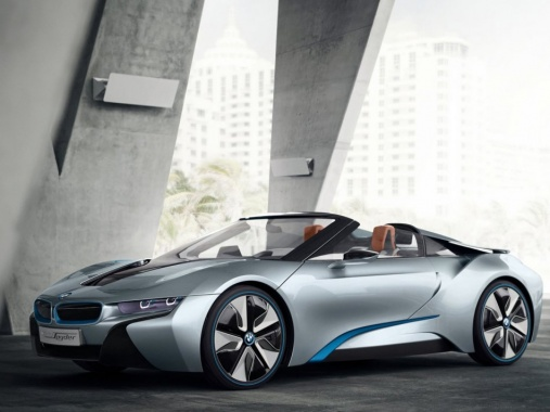 BMW i8 is Already Sold Out for 2014