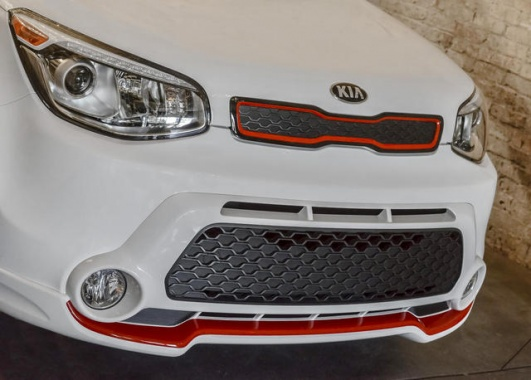 Special 2014 Edition of Kia Soul under the Title Red Zone Is Announced