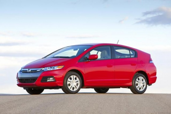 Production of Honda Insight Line Is Probable to Be Cut in the Nearest Future