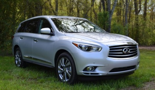 Infiniti Researching Canadian Assembly Factory