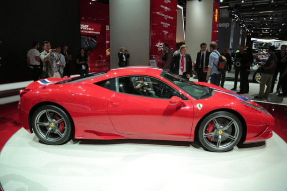 No More Ferrari 458 Speciale Available for 2013