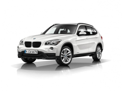 BMW X1 of 2014 Is Upgraded