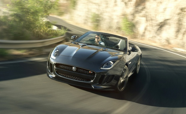 Rumors Jaguar F-Type GT Power of  600-HP