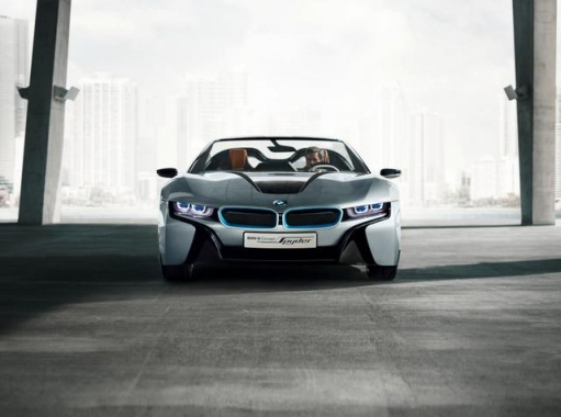 i8 Spyder from BMW to Be Produced Soon