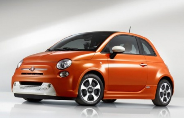 Fiat Offering $199 Lease For 500e