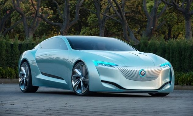 Buick Riviera Presented at China Auto Show
