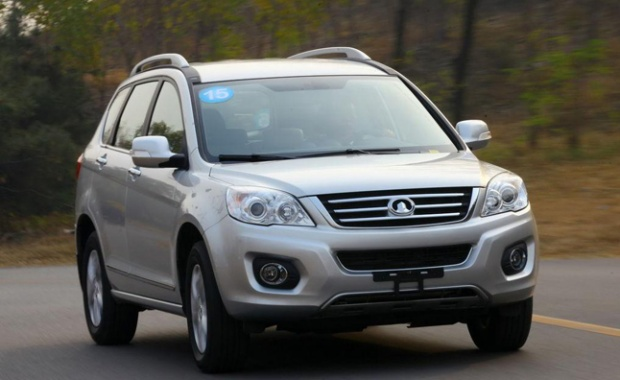 Chinas Great Wall Motor Co. Points for U.S. Sales by 2015