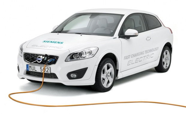 Volvo C30 EV Can Fully Charge in Record Time