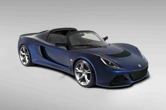 Lotus Exige S Roadster Revealed, But Not For America