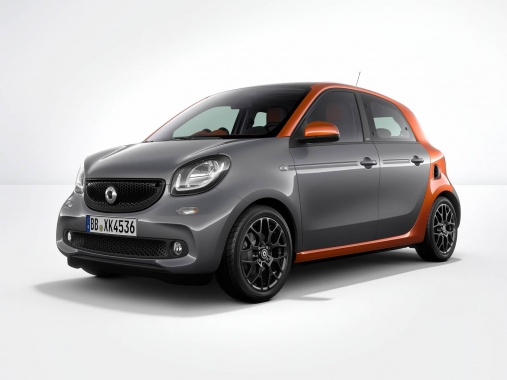 Smart ForFour to be Extended