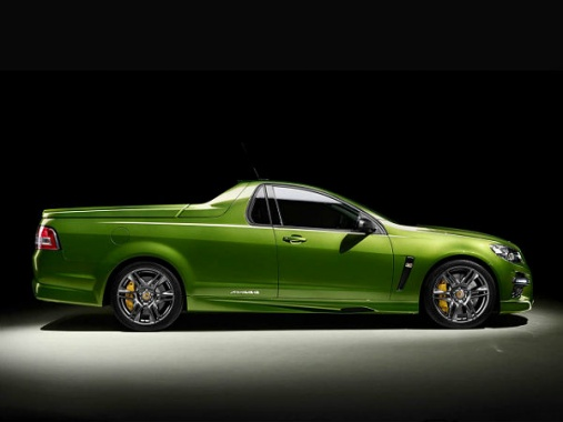 Disclosing of 2015 HSV GTS Maloo