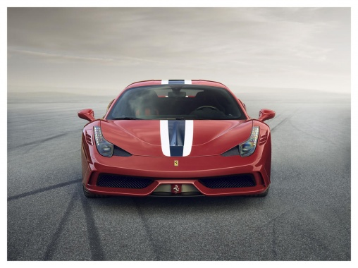 Rumors about Ferrari's 458 Speciale Spider Debut during the Paris Premier Spread
